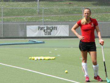 Jill Boon (31) is klaar voor het WK deze zomer ©Steffi verheye